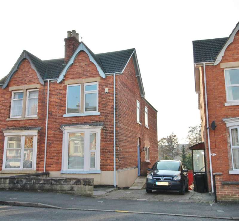 3 Bedrooms Semi Detached House for sale in Dudley Road, Grantham