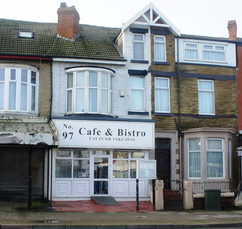 4 Bedrooms Flat for sale in Lytham Road, Blackpool
