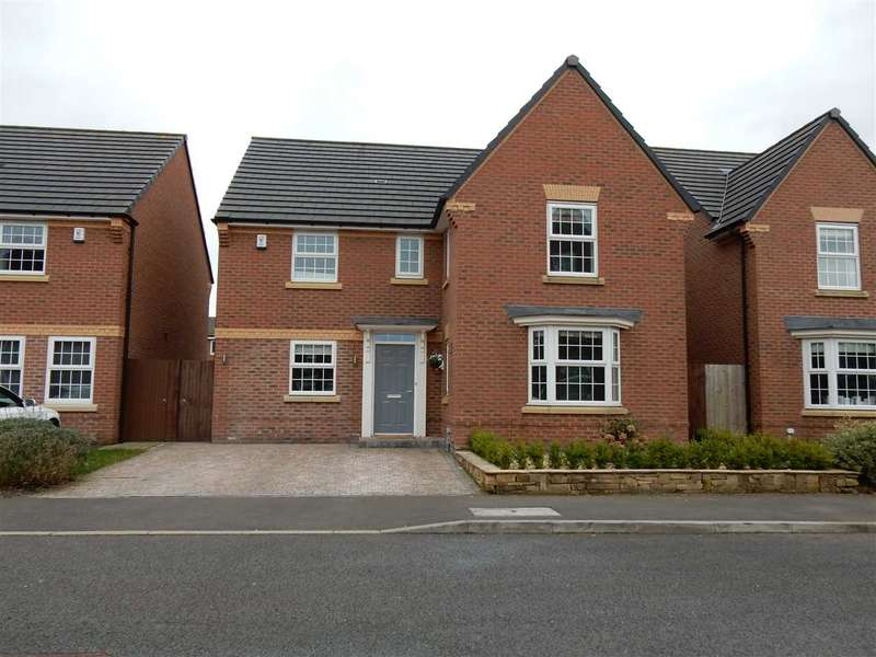 4 Bedrooms Detached House for sale in Columbus Place, Warrington