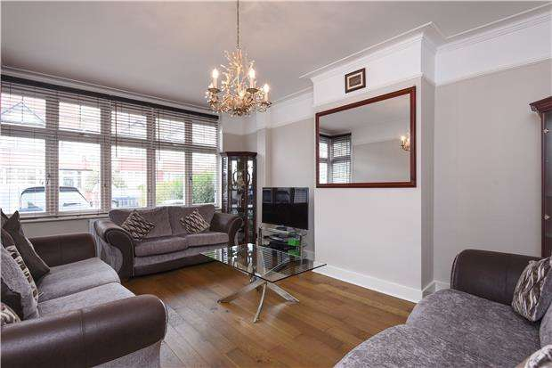 3 Bedrooms End Of Terrace House for sale in Winterbourne Road, THORNTON HEATH, CR7