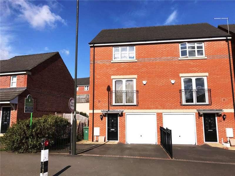 4 Bedrooms Town House for sale in Nottingham Road, Belper, Derbyshire, DE56