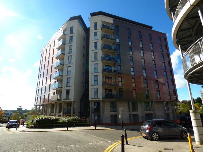 2 Bedrooms Apartment Flat for sale in 61 Mason Way, Birmingham, B15 2GE