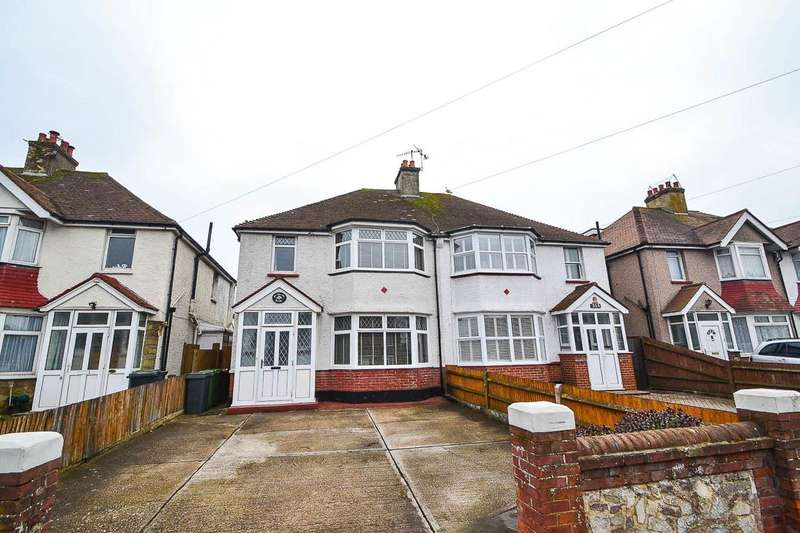 3 Bedrooms Semi Detached House for sale in Seaside, Eastbourne