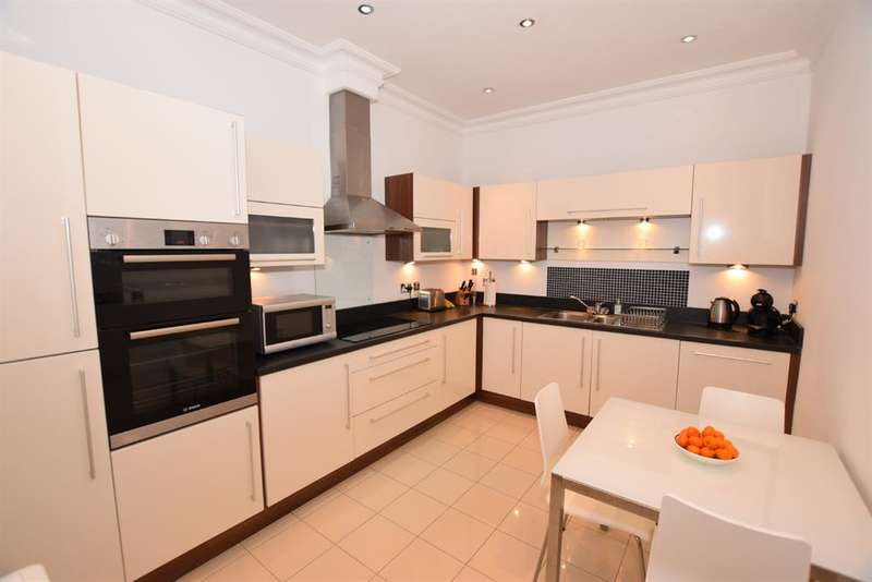 2 Bedrooms Ground Flat for sale in Olton Court, St Bernards Road, Solihull, West Midlands