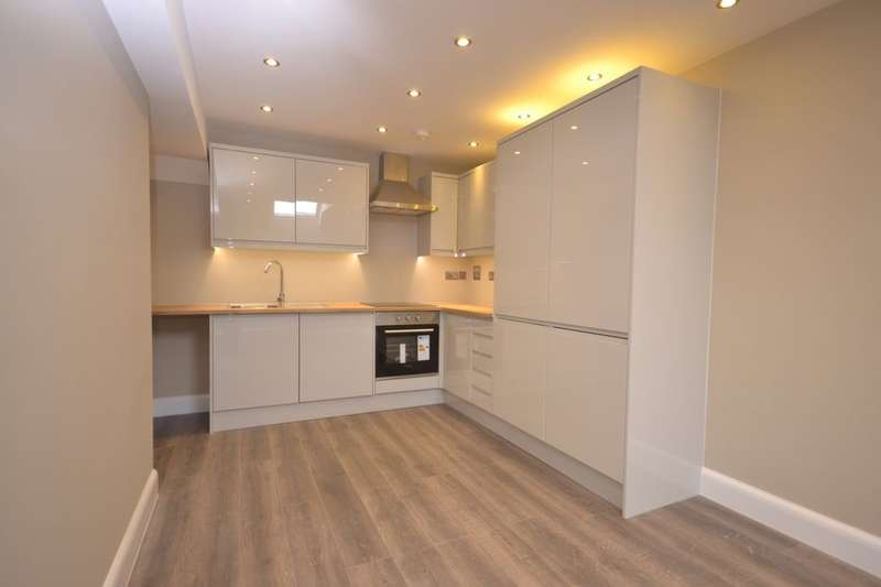 2 Bedrooms Flat for rent in Drapery, Northampton, NN1