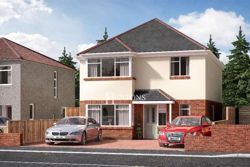 4 Bedrooms Detached House for sale in Lon-Y-Mynydd, Rhiwbina, Cardiff