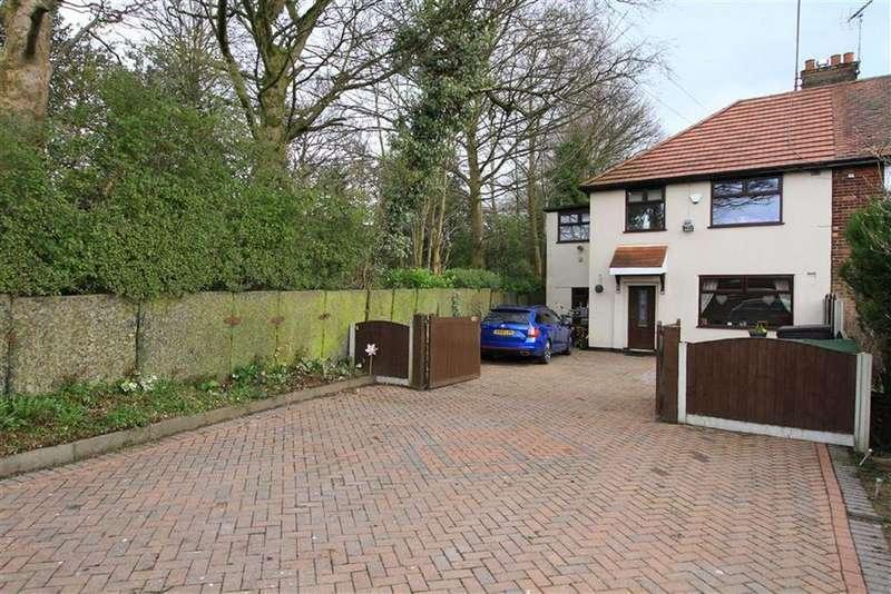 4 Bedrooms Semi Detached House for sale in 150, Norden Road, Bamford, Rochdale, OL11