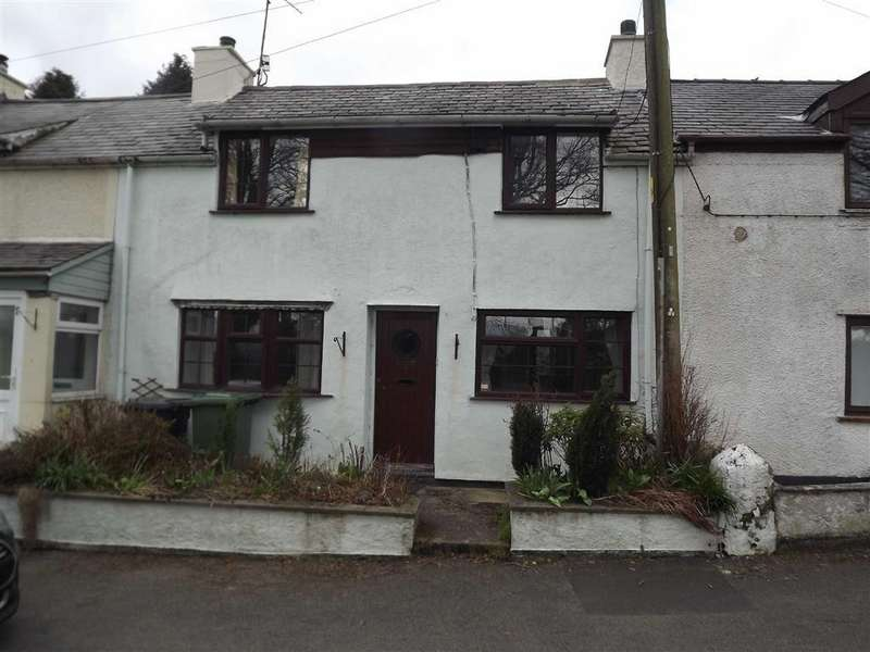 2 Bedrooms Terraced House for sale in Bron Haul, Llandegfan, Anglesey
