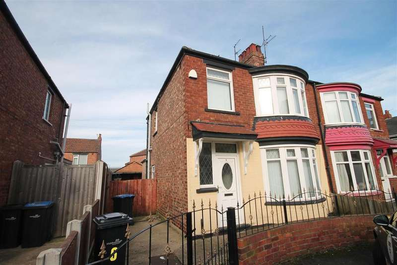 3 Bedrooms Semi Detached House for sale in Manitoba Gardens, Middlesbrough