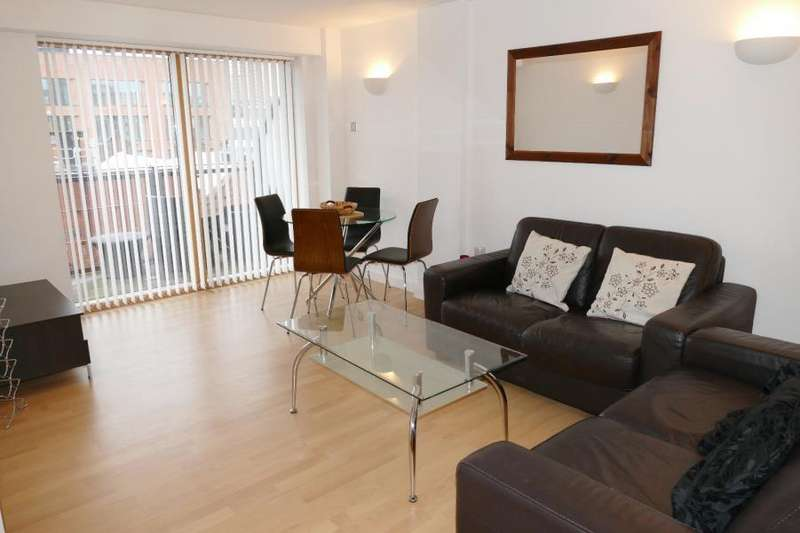 2 Bedrooms Apartment Flat for sale in THE QUAYS, 3 CONCORDIA STREET, LEEDS, LS1 4ES