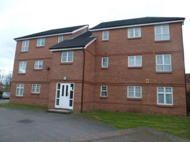2 Bedrooms Apartment Flat for sale in Mill Chase Close, Alverthorpe, Wakefield