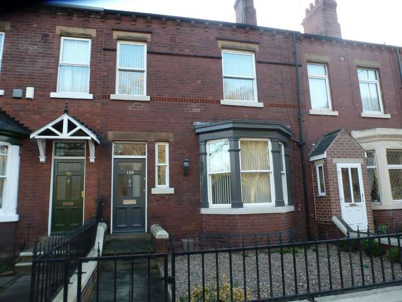 3 Bedrooms Terraced House for sale in Denby Dale Road, Thornes