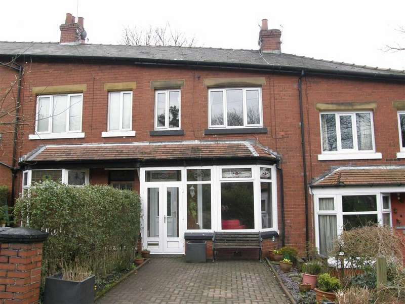 2 Bedrooms Terraced House for sale in Woodhead Road, Glossop, Glossop