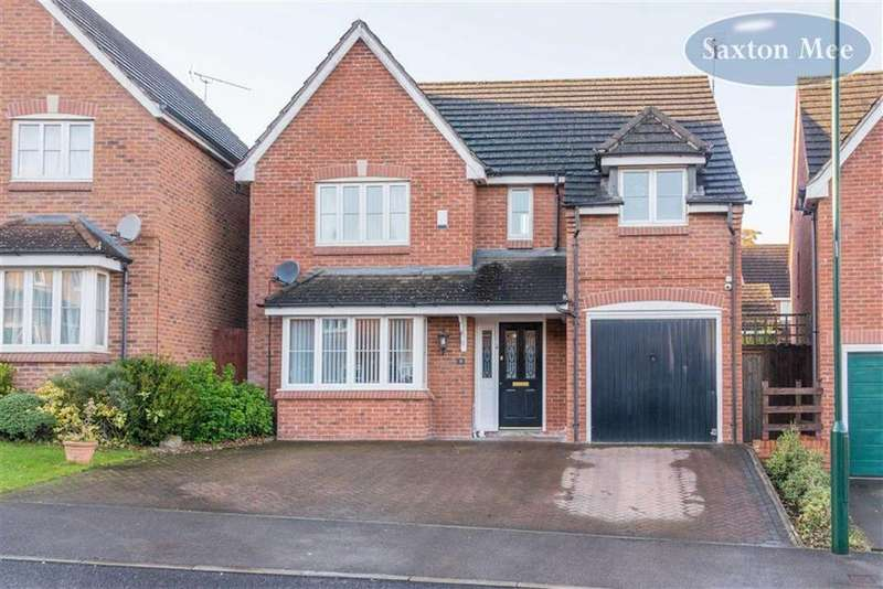 4 Bedrooms Detached House for sale in Eastgate, Wadsley Park Village, Sheffield, S6
