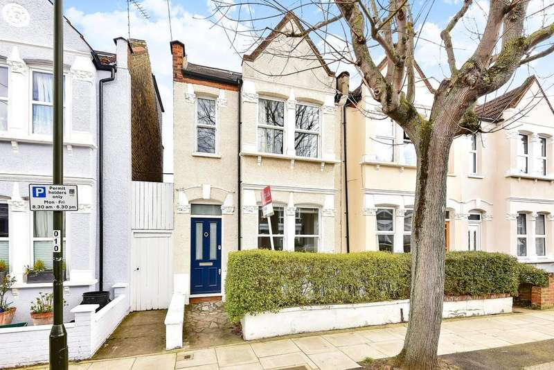 3 Bedrooms End Of Terrace House for sale in Havelock Road, Wimbledon