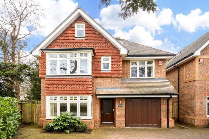 6 Bedrooms Detached House for sale in Ditton Road, Surbiton, KT6