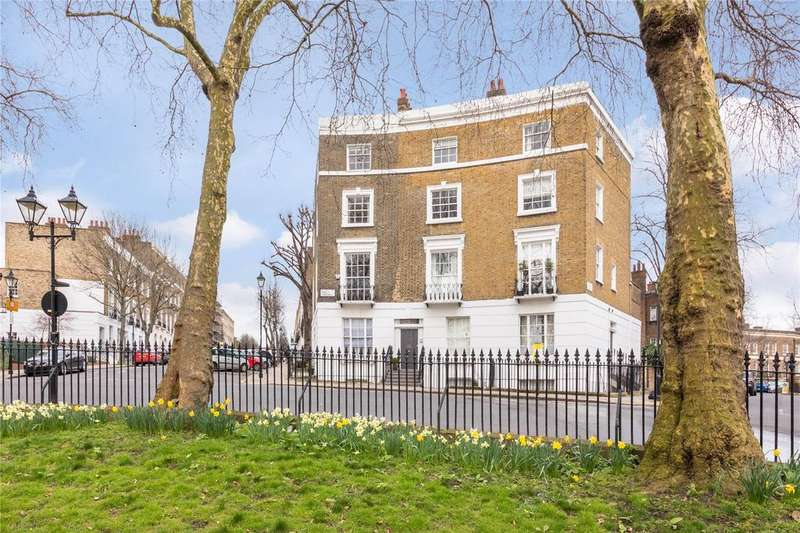 3 Bedrooms Flat for sale in Percy Circus, Kings Cross, London