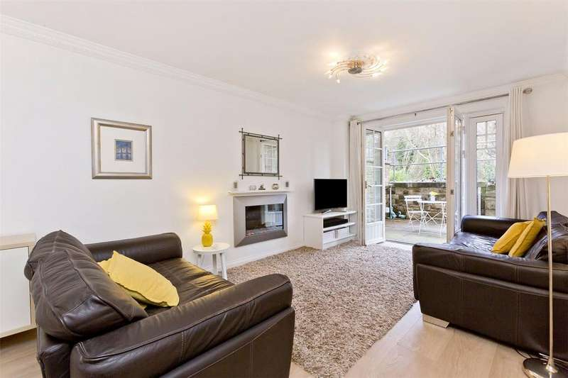 2 Bedrooms Flat for sale in 18 West Mill Bank, Edinburgh, EH13