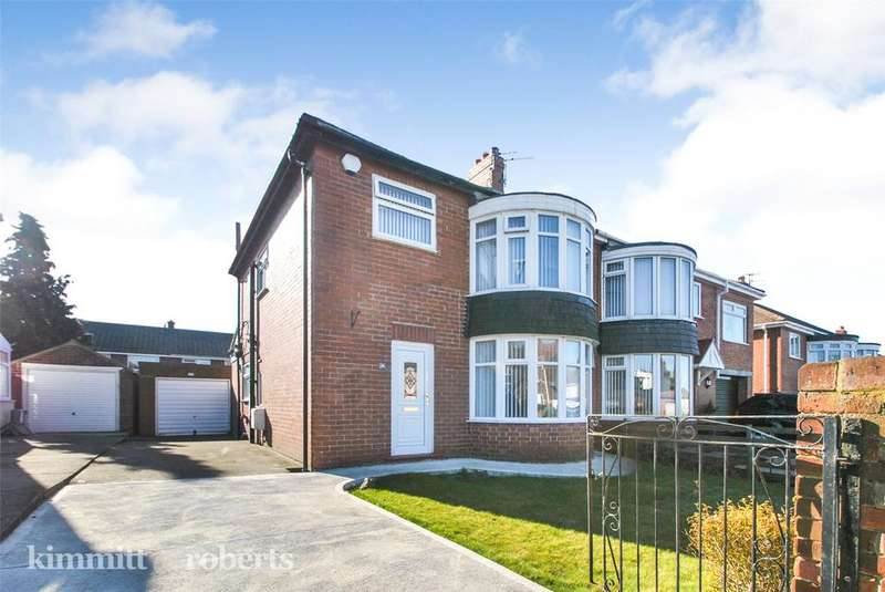 3 Bedrooms House for sale in Warden Grove, Houghton le Spring, Tyne and Wear, DH5