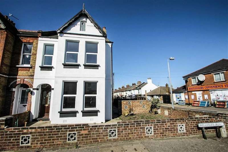 3 Bedrooms End Of Terrace House for sale in Wellesley Road, Clacton-on-Sea