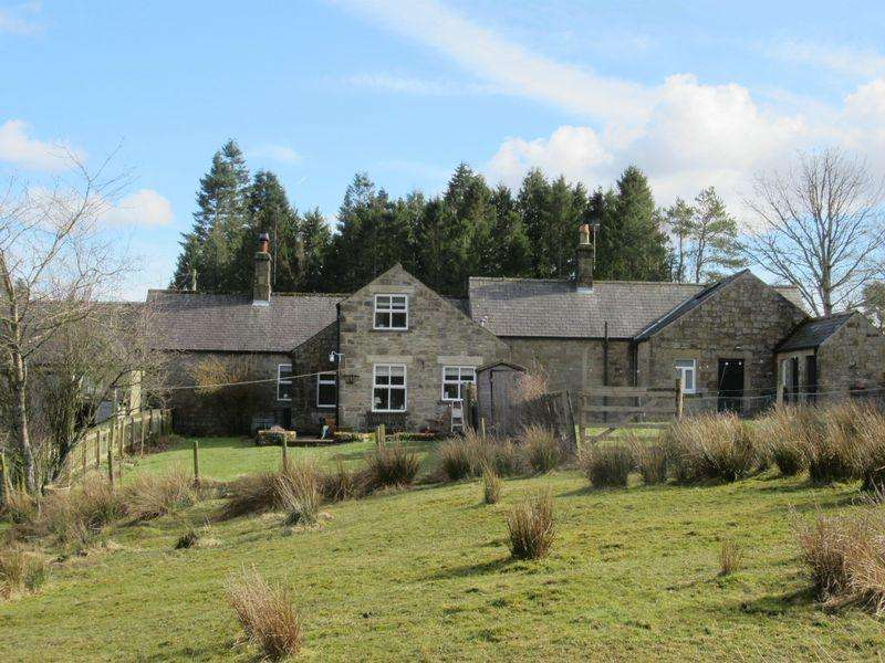 3 Bedrooms Terraced House for sale in NORTHUMBERLAND, Tarset