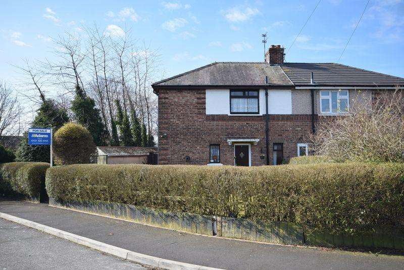 3 Bedrooms Semi Detached House for sale in Cornwall Road, Widnes