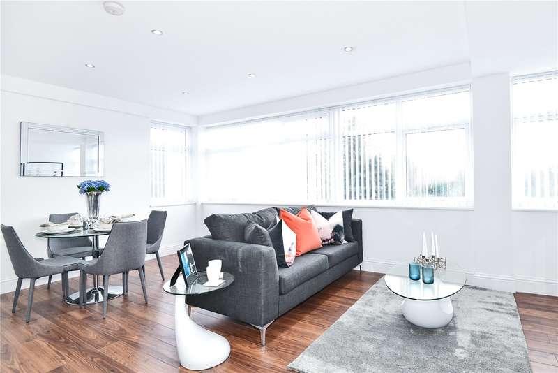 2 Bedrooms Apartment Flat for sale in Rotary House, Breakspear Road, Ruislip, HA4
