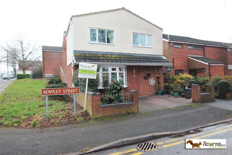 5 Bedrooms End Of Terrace House for sale in Rowley Street, Walsall