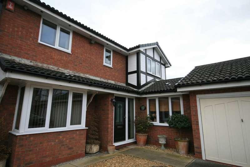 4 Bedrooms Detached House for rent in Mills Way, Crewe CW1