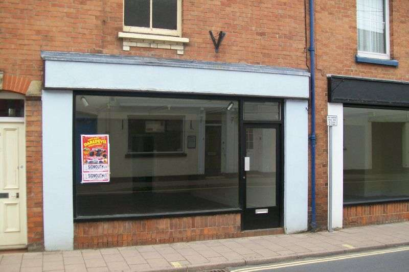 Shop Commercial for rent in * JESU STREET * OTTERY ST MARY *