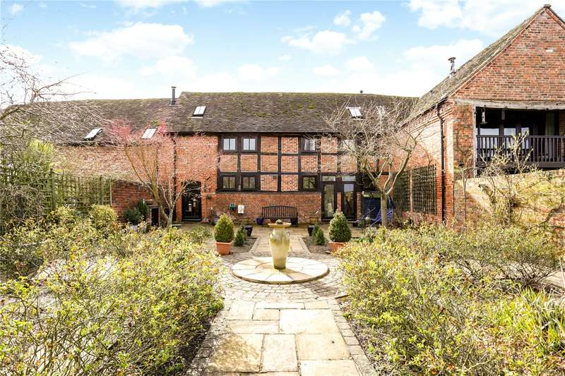 5 Bedrooms House for sale in Poplars Farm Barns, Bricklehampton, Pershore, Worcestershire, WR10