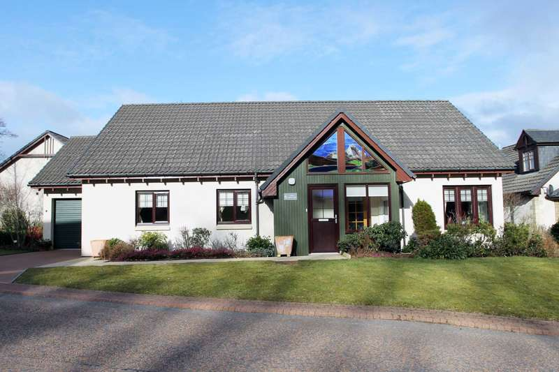 3 Bedrooms Bungalow for sale in Grant Place, Firhall, Nairn