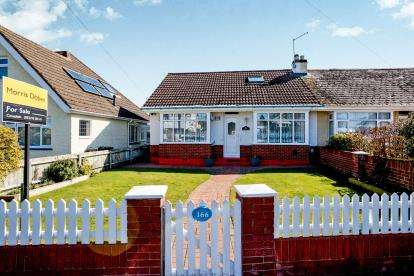 3 Bedrooms Bungalow for sale in Purbrook, Waterlooville, Hampshire