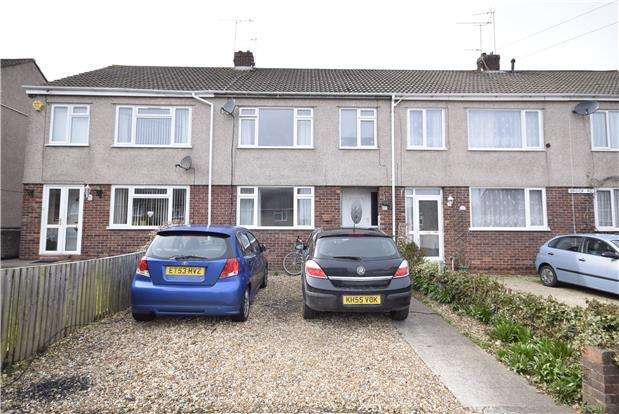 3 Bedrooms Terraced House for sale in Brook Road, Mangotsfield, BRISTOL, BS16 9DX