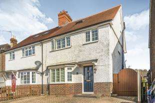4 Bedrooms Semi Detached House for sale in New North Road, Reigate, Surrey