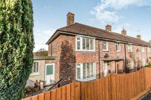 3 Bedrooms End Of Terrace House for sale in Stansfield Road, Lewes, East Sussex