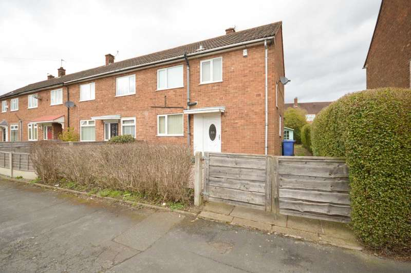 2 Bedrooms Semi Detached House for sale in HEATON AVENUE, Bramhall