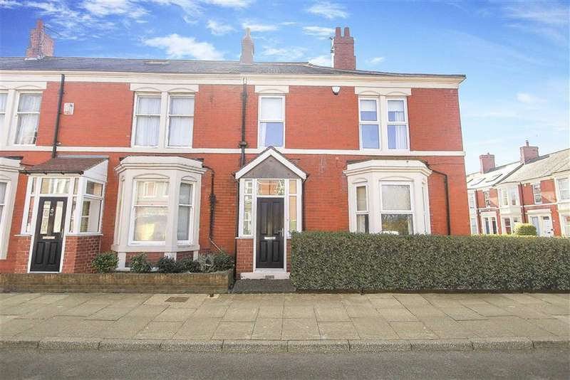 3 Bedrooms Terraced House for rent in Lodore Road, Jesmond, Tyne And Wear