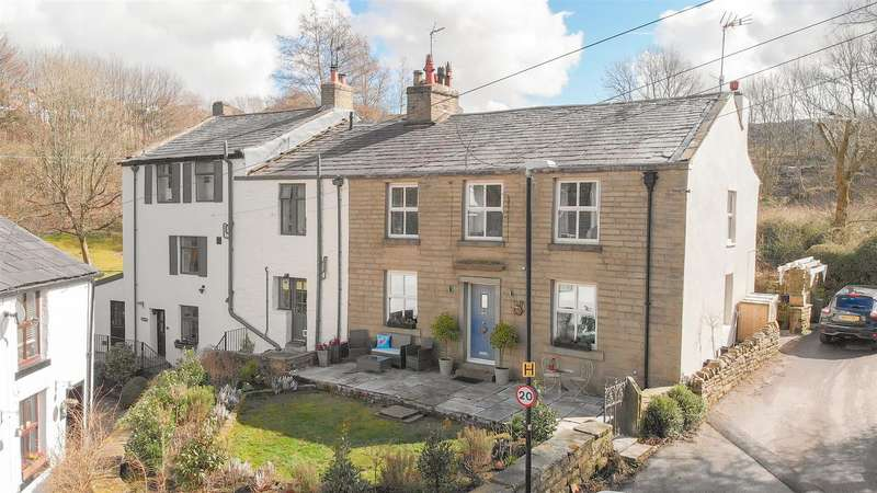 3 Bedrooms Cottage House for sale in Lower Clowes,Townsend Fold, Rossendale