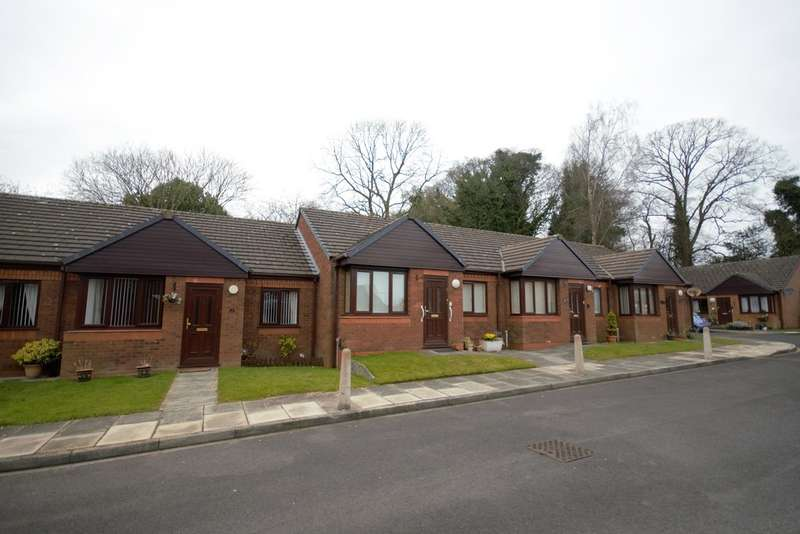2 Bedrooms Terraced Bungalow for sale in Sylvan Court, Woolton, Liverpool L25