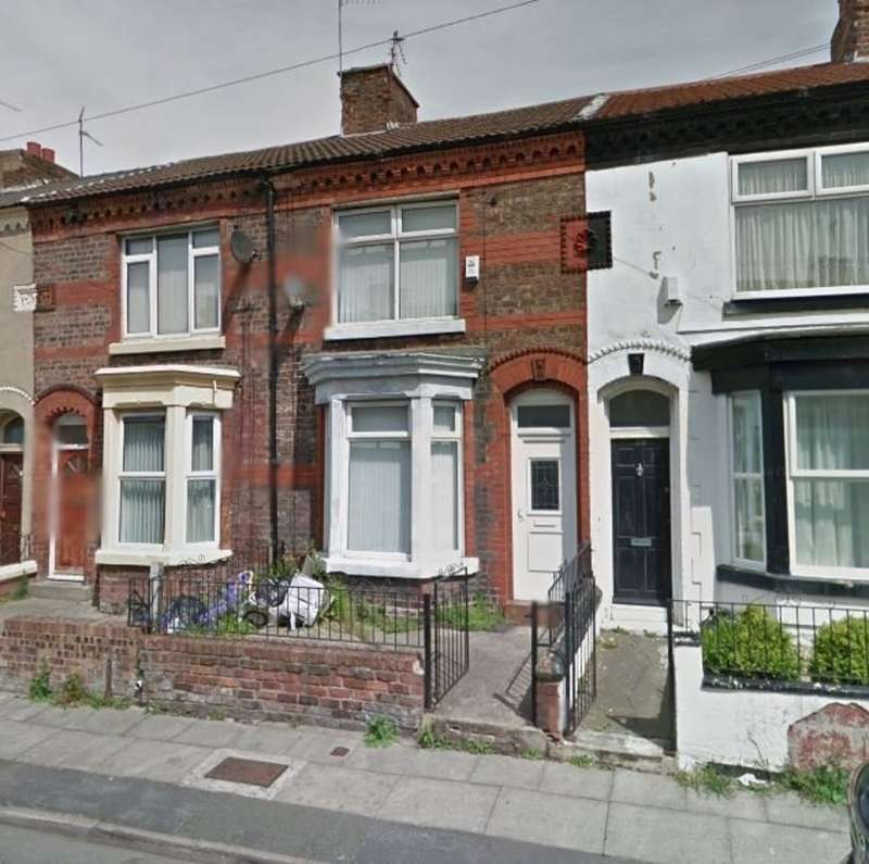 3 Bedrooms Terraced House for rent in Croxteth Avenue, Liverpool, Litherland, L21
