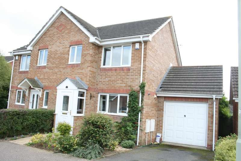 3 Bedrooms Semi Detached House for rent in Ottery St Mary