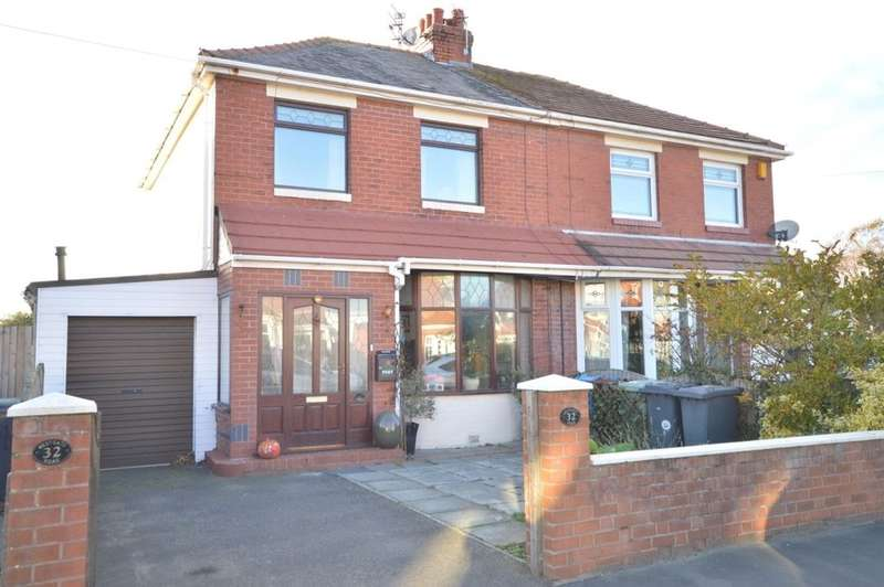 3 Bedrooms Semi Detached House for sale in Westgate Road, Lytham St. Annes