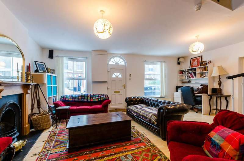 2 Bedrooms House for sale in Pulross Road, Brixton, SW9