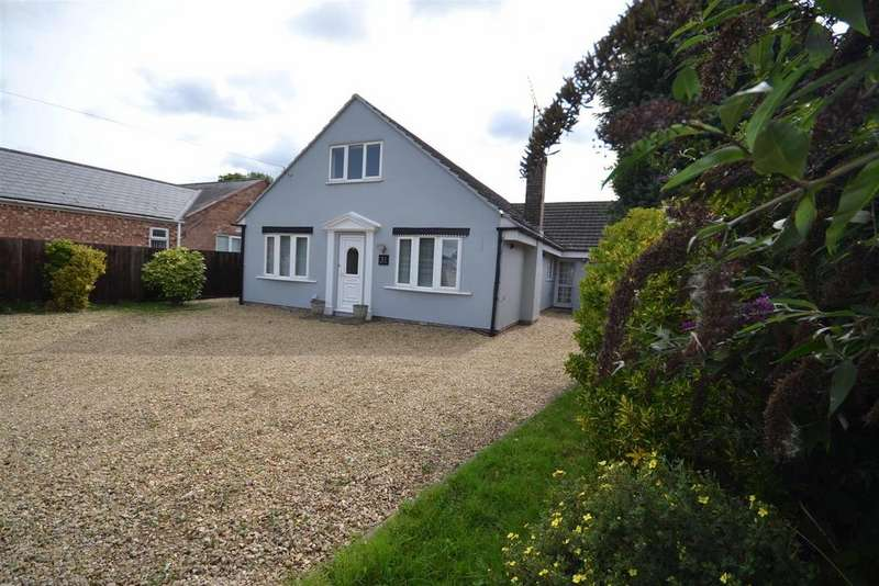 5 Bedrooms Detached Bungalow for sale in Main Road, Collyweston, Stamford