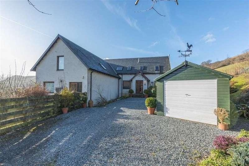 3 Bedrooms Semi Detached House for sale in Keltneyburn, Aberfeldy