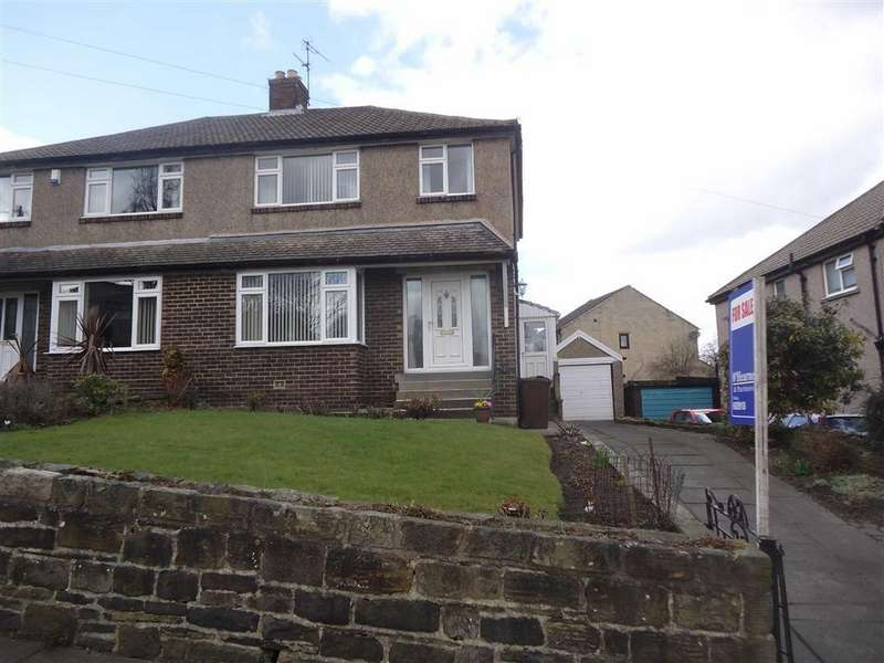 3 Bedrooms Semi Detached House for sale in Brownroyd Hill Road, Bradford, West Yorkshire, BD6