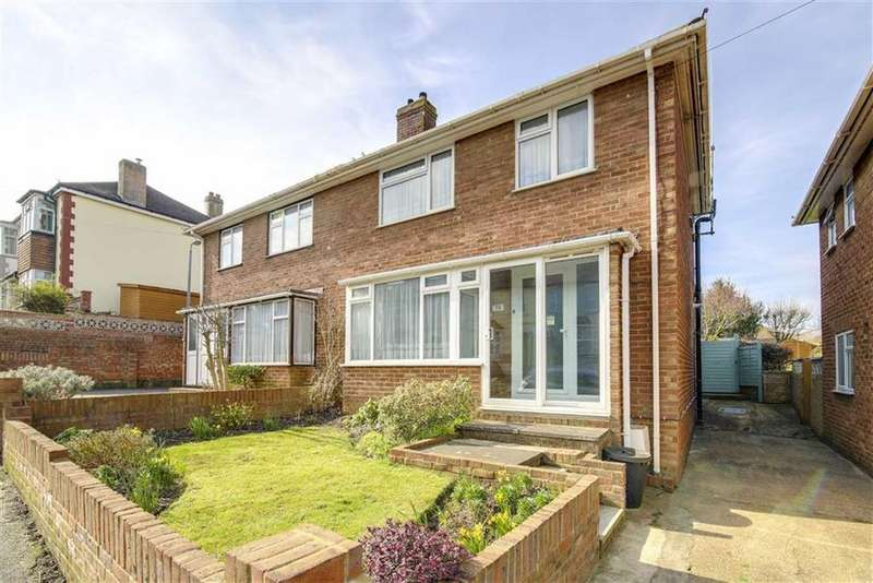 4 Bedrooms Semi Detached House for sale in Lewes Road, NEWHAVEN