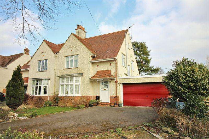 3 Bedrooms Semi Detached House for sale in Lyddons Mead, Chard