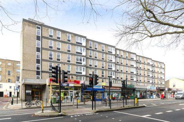 1 Bedroom Flat for sale in Albany Street, Regent's Park